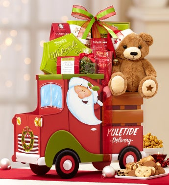 Santa?s Special Delivery Collectible Truck