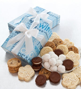 Cheryl's Hanukkah Treats Box - Med