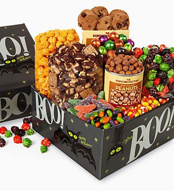 The Popcorn Factory� Boo Bats Sampler Box