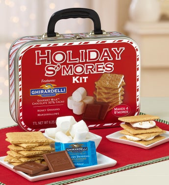 Ghirardelli� Holiday S?mores Kit