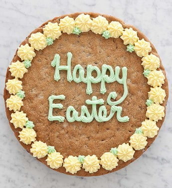 Cheryl's Happy Easter Chocolate Chip Cookie