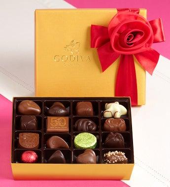 Godiva� Valentine's Day Ballotin