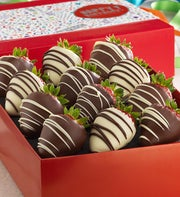 Fannie May Birthday Chocolate Strawberries