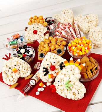 The Popcorn Factory� Heart Decorating Kit