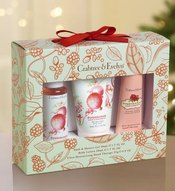 Crabtree & Evelyn Pomegranate Little Luxuries