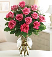 Rose Elegance?  Long Stem Pink Roses
