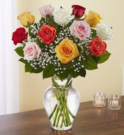Rose Elegance? Premim Assorted Roses