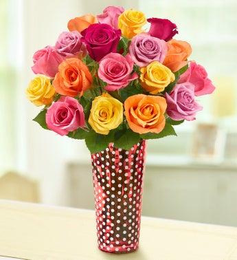18 Romantic Roses
