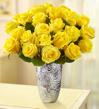 Yellow Roses, Buy 12 Get 12 Free