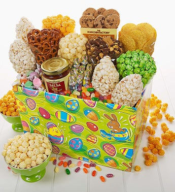 The Popcorn Factory� Egg-Ceptional Jumbo Sampler