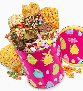 The Popcorn Factory� Easter Friends Snack Asst