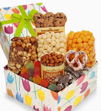 The Popcorn Factory� Tulips Sampler