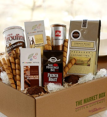 Wake up Coffee Market Box