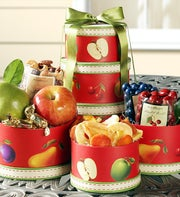 Orchard Meadows Fruit & Snack Tower