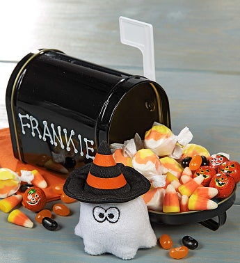 The Popcorn Factory� Halloween Mailbox