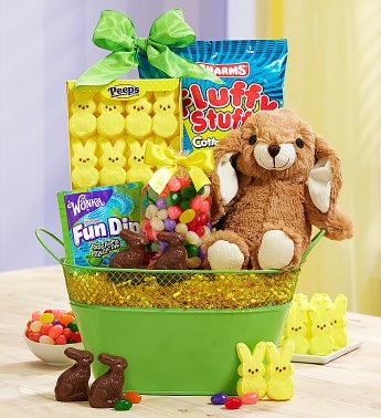 Celebrate Easter Gift Basket