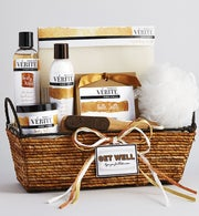 Healing Thoughts Rejuvenation Spa Basket