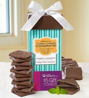 Harry London Congrats Fudge Mint Cookies