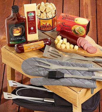 Grilling Tools Gift Set