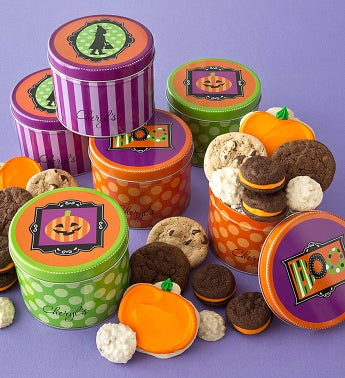 Cheryl's Halloween Mini Tins