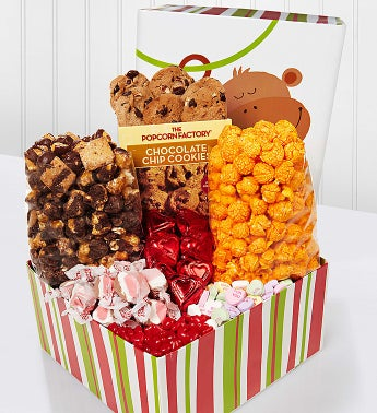 Popcorn Monkey Love Sampler Box