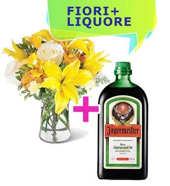 Flowers and Liquor