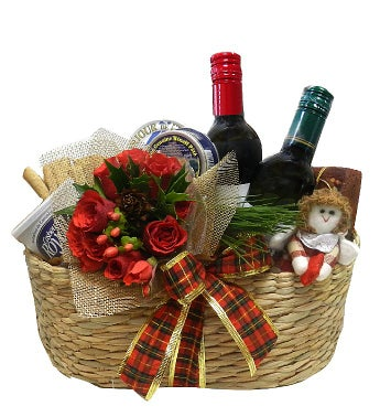 Special Christmas Basket