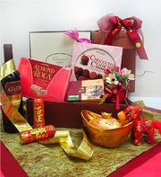Traditional Treats Basket