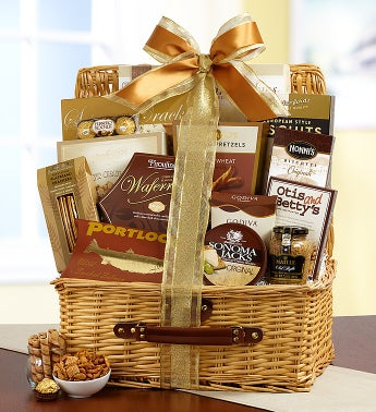 Bountiful Gourmet Basket