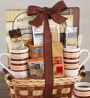 Barista Basket featuring Great Perks® Coffees