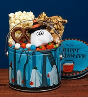 The Popcorn Factory Trick or Trees Fun Pail