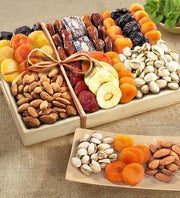 Fruitful Harvest Dried Fruit & Nut Crate
