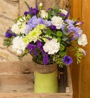 Lilacs & Limes Bouquet