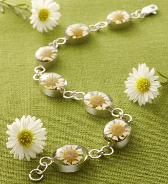 Fresh Daisy Jewelry Collection