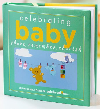 Celebrating Baby: Share, Remember, Cherish