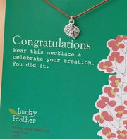 Congratulations Necklace