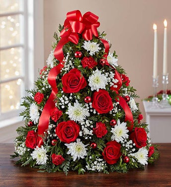 Holiday Flower Tree�