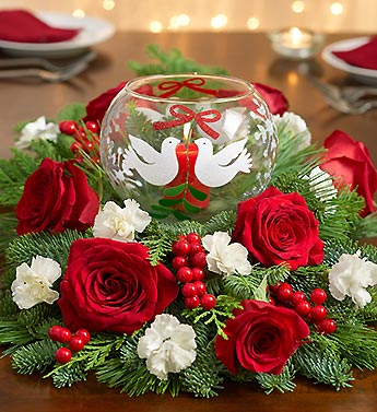 Peace on Earth? Holiday Centerpiece