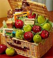 Picnic Fruit Basket - 1800baskets.com