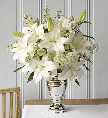 Elegant Tribute Bouquet by Martha Stewart