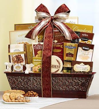 Taste of Tradition Gift Basket