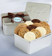 Cheryl?s Signature Enjoy Gourmet Cookie Tin