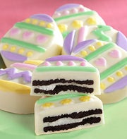 Sweet Easter Egg-Shaped Oreo� Cookies