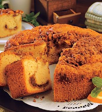 Classic Cinnamon Streusel Cake 32oz