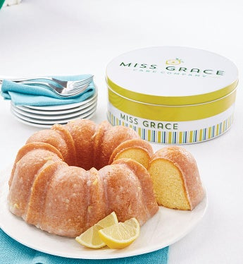 Miss Grace Fresh Lemon Cake