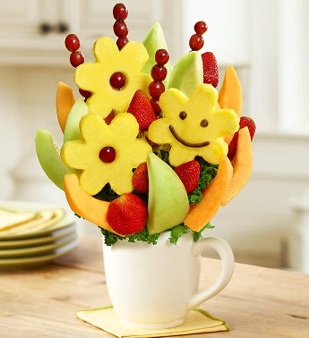 Your Best Smile Bouquet� by Fruit Bouquets
