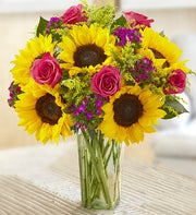 Sunflower Lover's Bouquet?