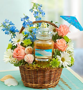 Yankee Candle� Sun and Sand? Basket