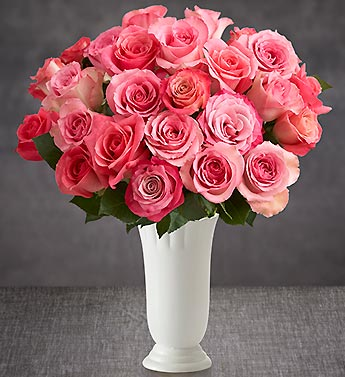 Pink Rose Bouquet for Sympathy