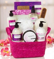 Sensuous Indulgence Spa Gift Basket